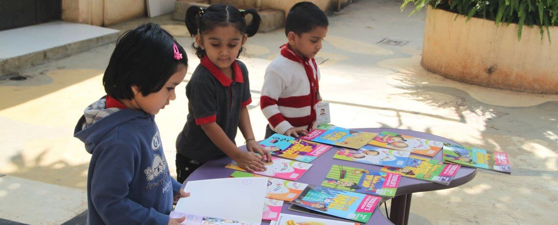 After School Program | Jumpstart Preschool Bhosale Nagar