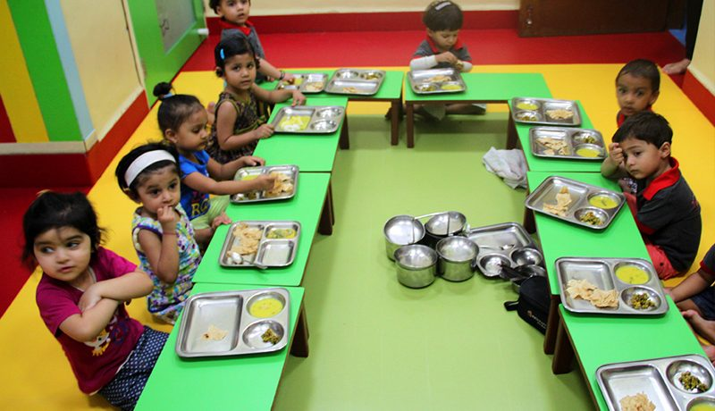 Kids Day Care Center Aundh | Jumstart Preschool