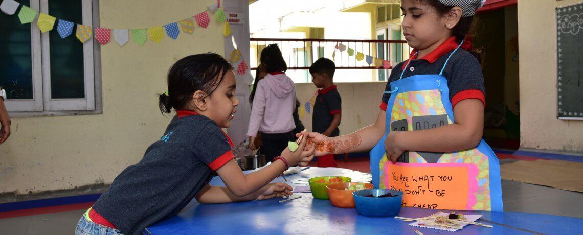 Top Jr. KG School | Jumpstart Preschool Kalyani Nagar