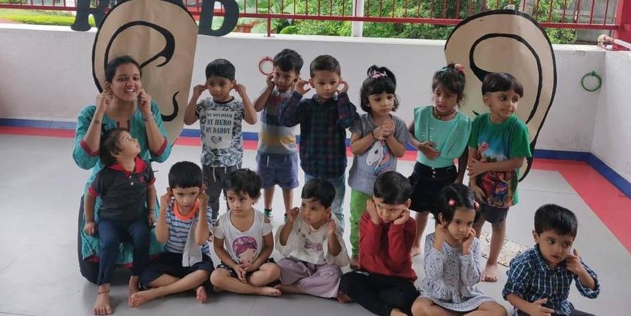 Top Jr. KG School | Jumpstart Preschool Baner