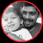 Nitin Madavi - Jumpstart Preschool Parent Testimonial