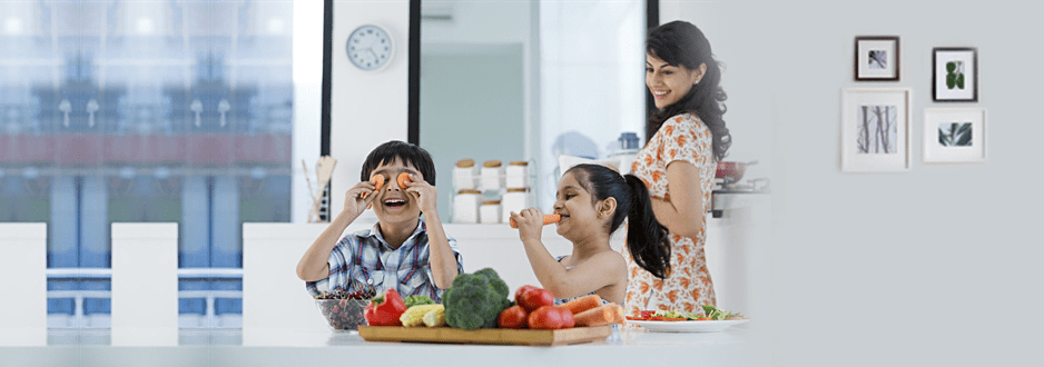 Developing Healthy Eating Habits in Your Children