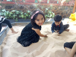 Jumpstart_Learning Centre_ sandplay