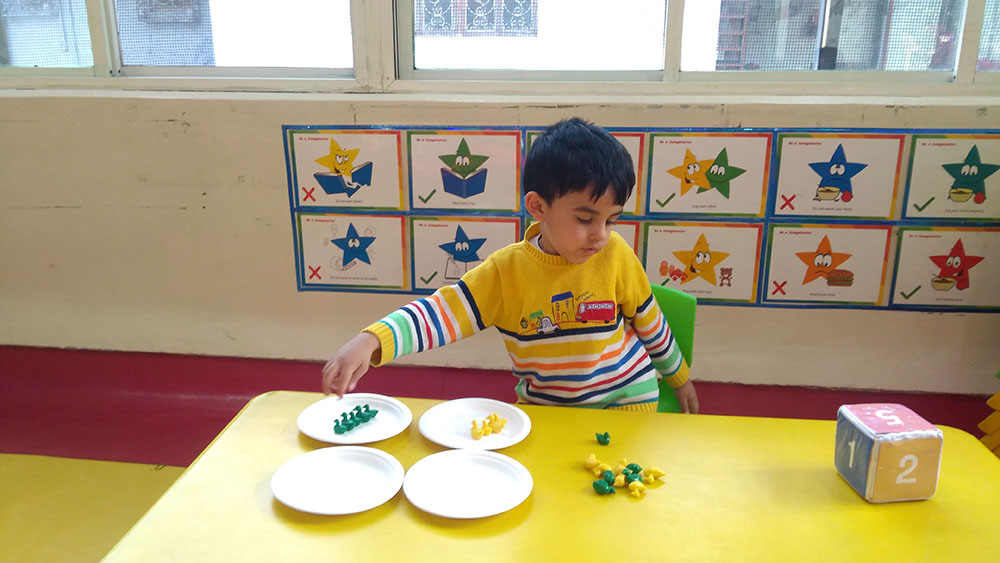 Jumpstart_Learning Centre_individual activity
