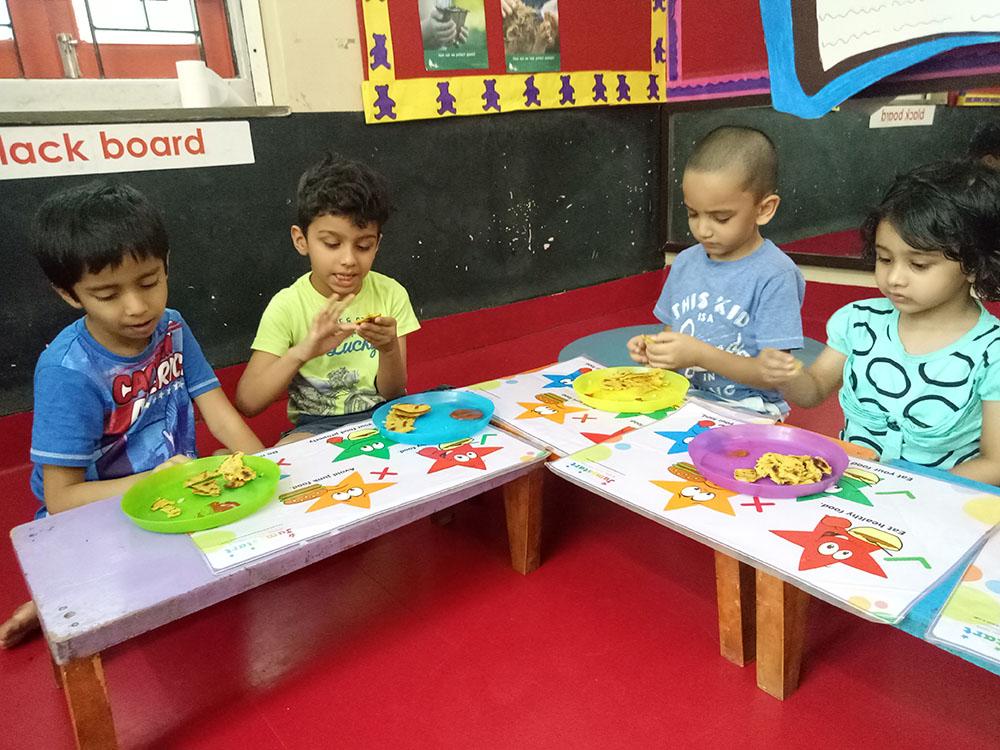Jumpstart_Learning Centre_mealtime