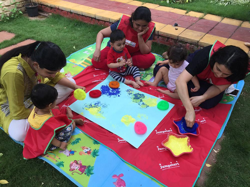 Jumpstart_Parent Toddler Program_mothers
