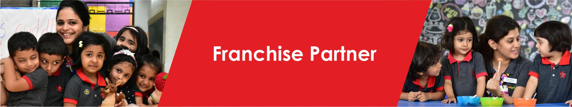franchise partner banner